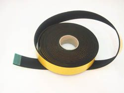 Neoprene Sponge Coil Adhesive Backed